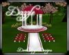 Dk. Red Wedding Garden
