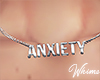 Anxiety Necklace