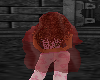 dark pink shawl
