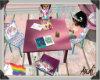 Unicorn 40% Kid table