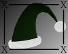 .X. Santa Baby Hat Green