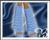 *00*Blue Loose Socks