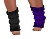 Royal Purple Socks