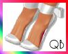 Q~Heels w Bow