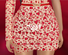valentines mini skirt r