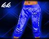 ![KK] BLUE  PANTS