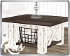 Rus:Farmhouse end table
