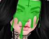A   Green Slime Visor