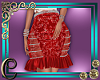 Mia Enchanted Skirt Red