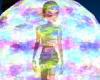 Swirl aura ball