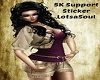 LotsaSoul Support
