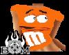 !S! M Orange Tee