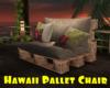 -IC- Hawaii Pallet Chair