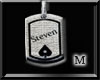 {07} Stven Style Dog Tag