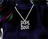 Drew <3 Dove Necklace