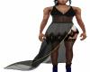 Black S20 Fantasy Dress