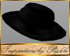 I~Black Fedora Hat*Furn