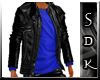 #SDK# Dark Jacket Blue