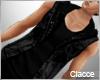C black moz jacket
