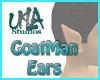 GoatMan (AnySkin) Ears!