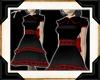 [T] AUTUMN Scarlet Dress