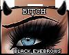 !B  Brows - Black