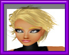 (sm)blond short hair