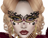 Masquerade Mask Black G