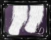 .:D:.White Fur Boots