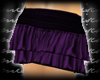 m.. Layered Mini Purple