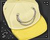 !!S Snapback Yellow