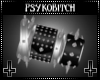 PB Spike Bracelet Mesh R