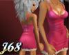 J68 Seduction Rose Pink