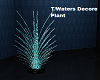 T/Waters Plant Decore