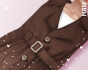 n| Fall Coat Brown