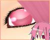 ~R~ P. Diva Pink eyes