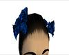 [KD] blue hair roses