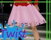 Pink Summer Skirt