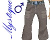 WWII Khaki Combat Pants