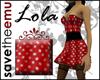 [E] Lola Tube Dress