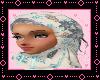 !i Blue Keys Hijab