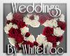 WL~RednWhite FlowerHeart