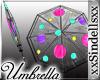 *Clear*Animated Umbrella