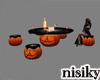 Halloween Anim. Table/N