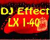 Effect LX 1-40♫