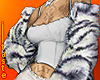 """white tiger"" fur"
