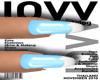 Iv-BluE Nails~