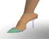 Kays Mint Green Heels