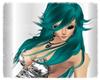 [zha] NC Hair Green