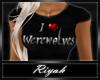 !R  I <3 Werewolves